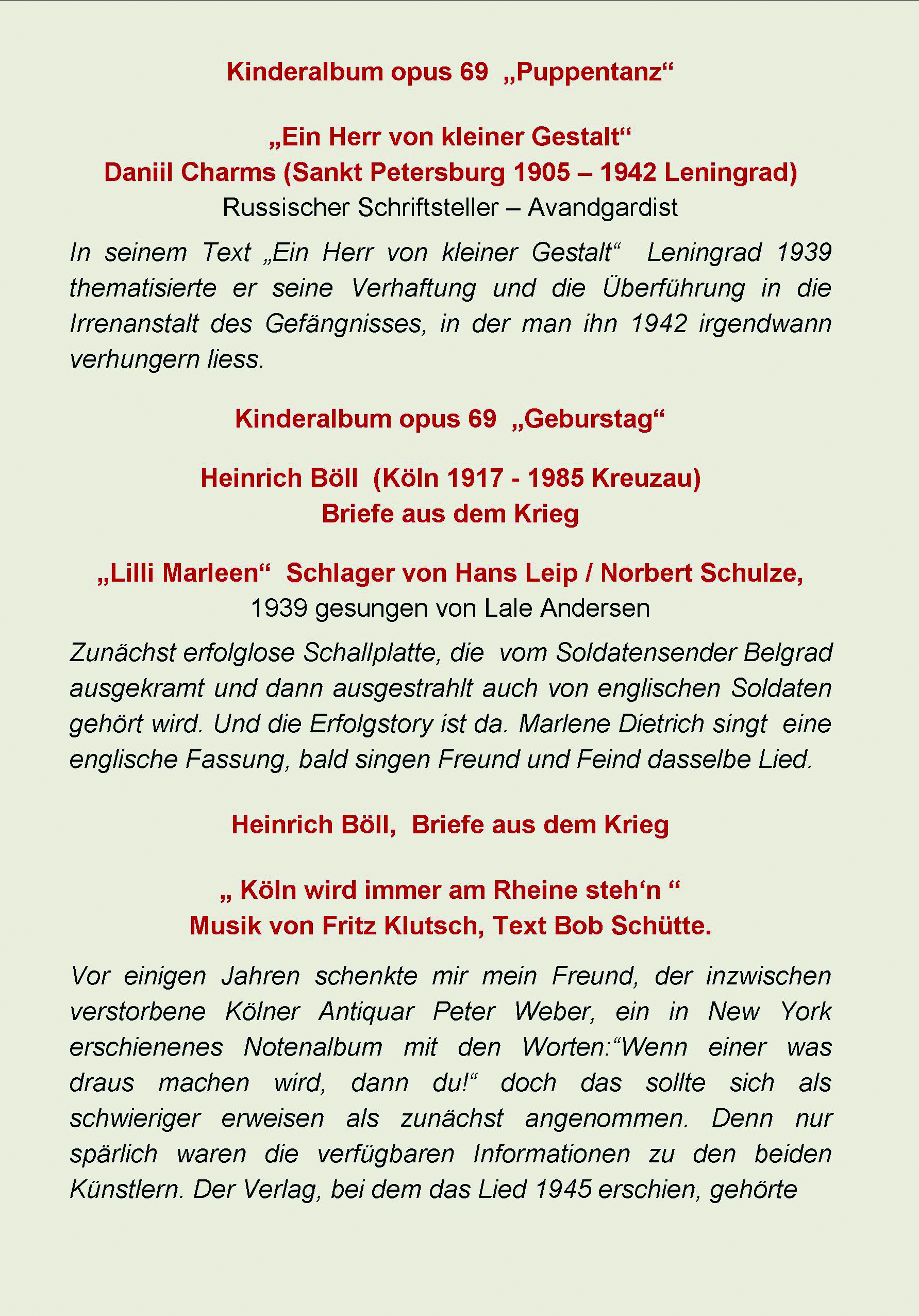 Der Zweite Weltkrieg Ausbruch Kunsthaus Seelscheid